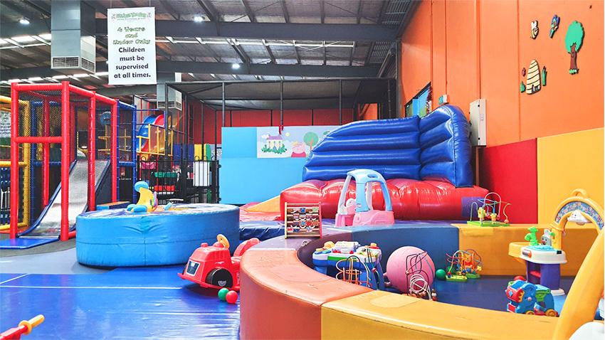 Kidz Digz Indoor Play Centre